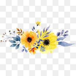 Pattern Png Vector Psd And Clipart With Transparent Background For Free Download Pngtree Daisy Painting Flower Art Watercolor Flower Background