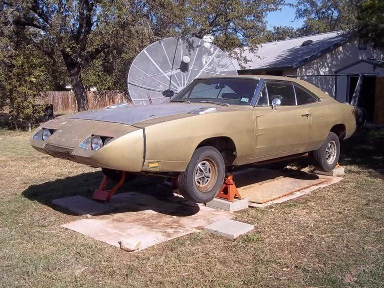 22++ Unrestored plymouth superbird for sale Wallpaper