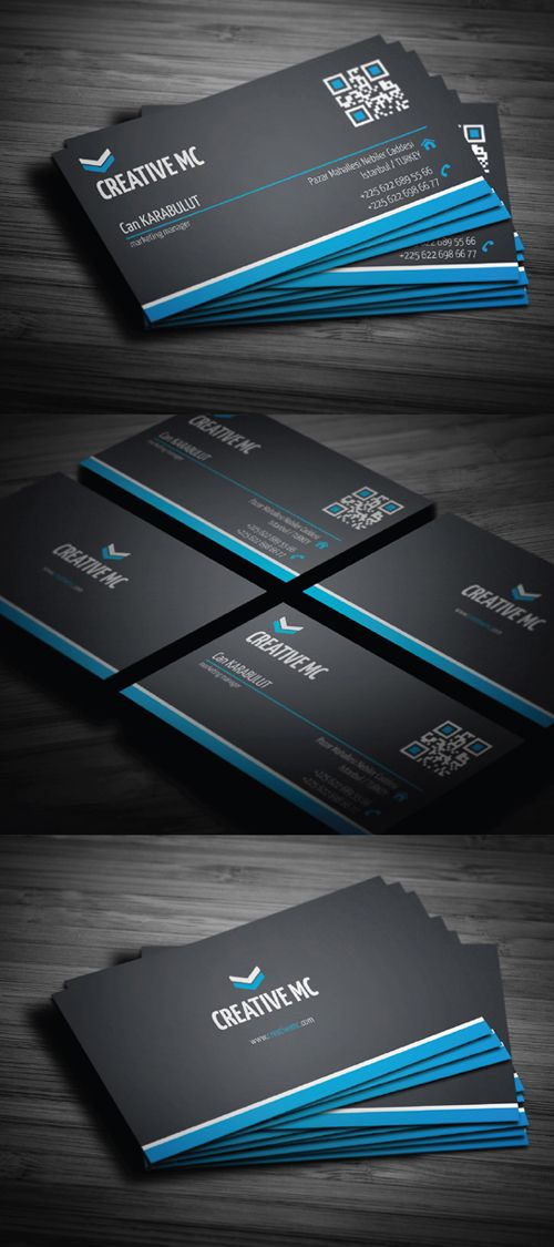 21 High Quality Professional Business Cards | Inspiration ...
