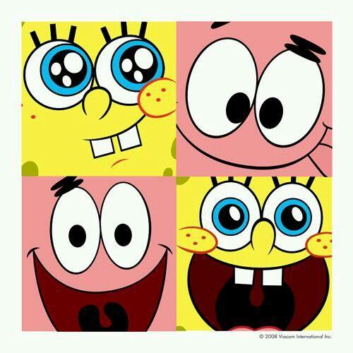 Patrick Spongebob Spongebob Spongebob Patrick Spongebob