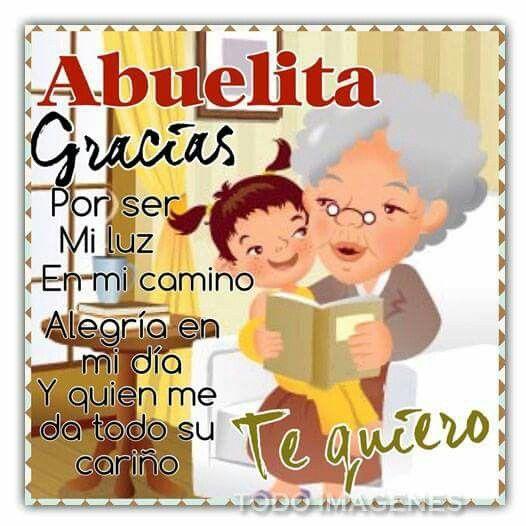 Gracias A Mi Abuelita