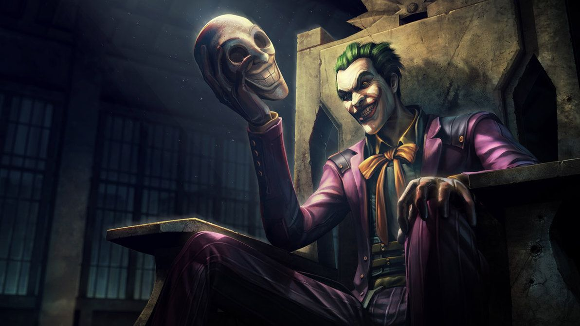 Injustice Gods Among Us Joker By Atomhawk On Deviantart Joker Wallpapers Joker And Harley Injustice