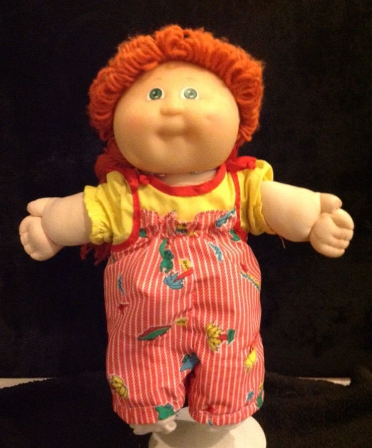Vintage Red Hair Cabbage Patch Doll By Coleco Cabbage Patch Dolls Cabbage Patch Kids Dolls Cabbage Patch,Potato Bread