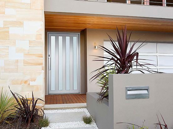 Thereu0027s nothing more impactful than a pivot style aluminium door to make a dramatic statement. Stegbar pivot door options are anything but standard. & Statesman-AP4VG-2 Aluminium Pivot Door - Supplier: STEGBAR ... pezcame.com