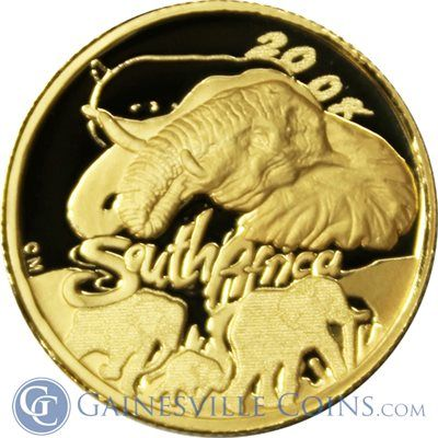 2008 1 10 Oz South African 3 Coin Special Proof Gold Set Coins Gold Coins Gold And Silver Coins