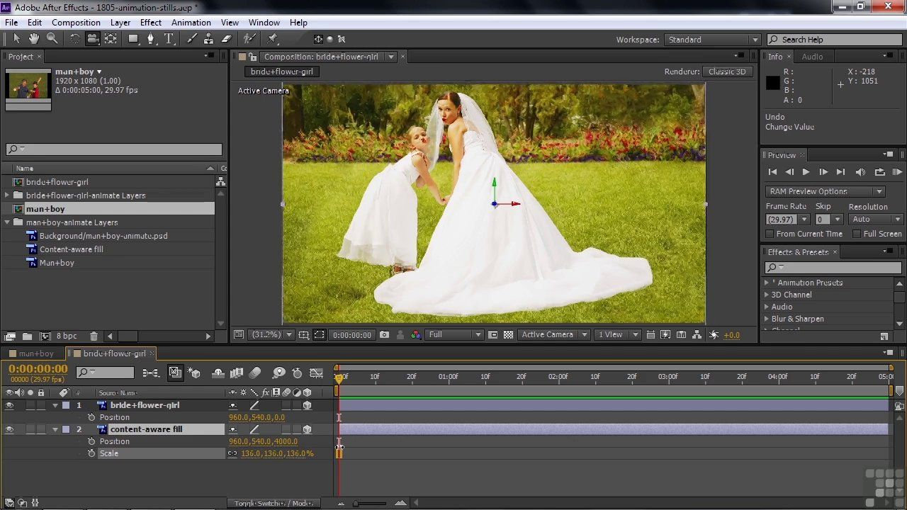 Adobe After Effects Cs6 Tutorial With Images Adobe After