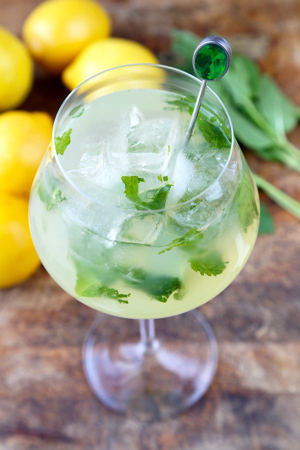 Fact: There's no such thing as too many lemonade recipes.