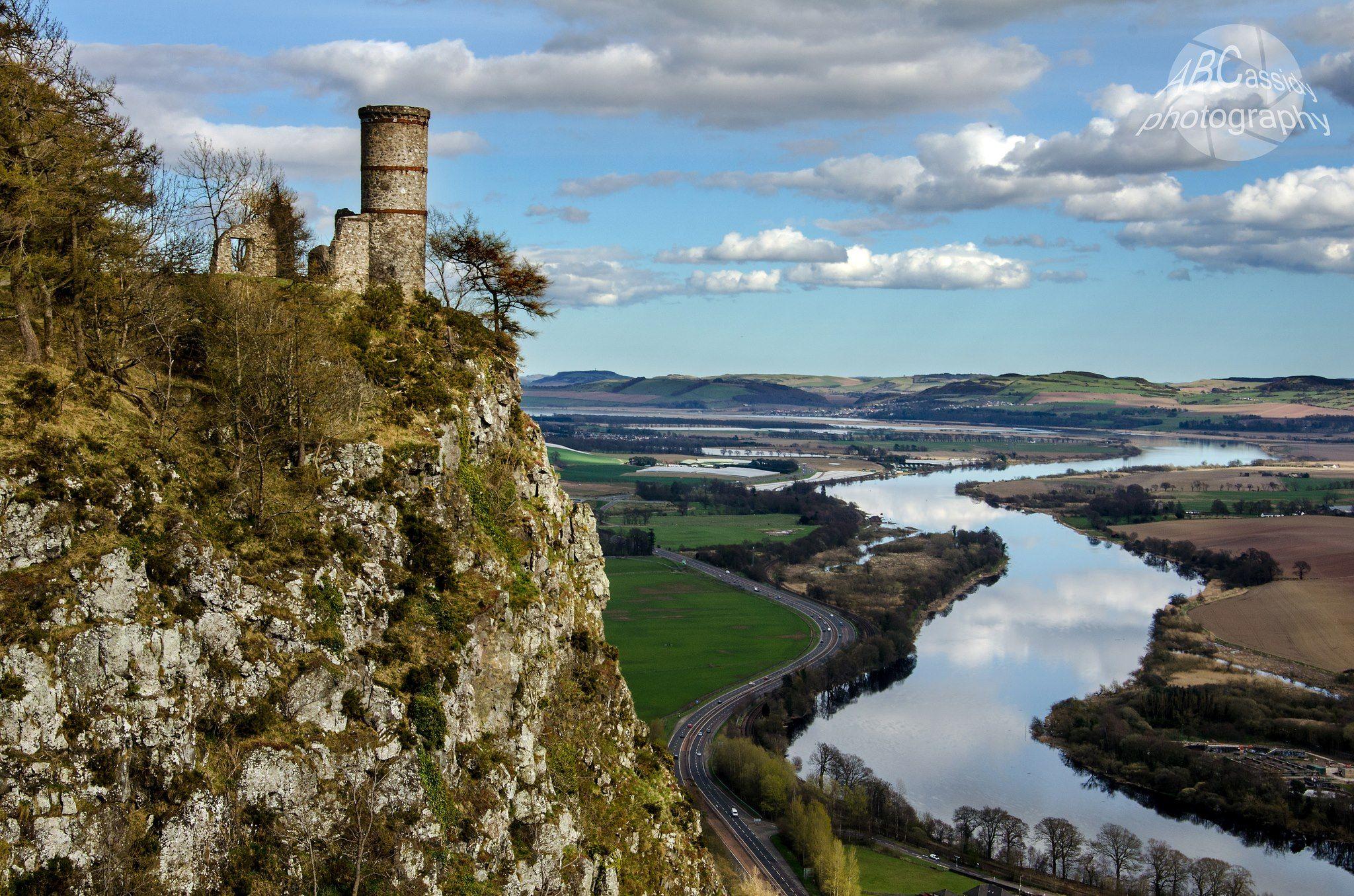 Kinnoul Hill Folly, Scotland.   Travel dreams, Scenery ...