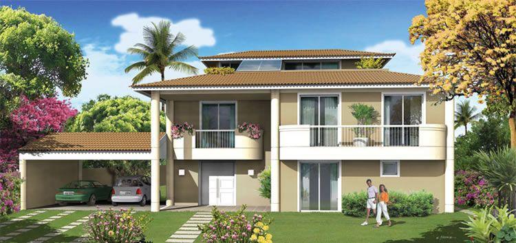 Fotos de fachadas de casas de luxo house - Imagenes de fachadas de casas ...