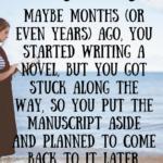 write a novel