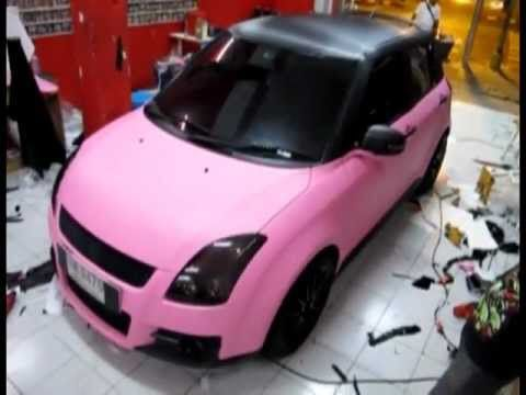 Pin By Caroline Poppleton On Pink Car Suzuki Swift Cars