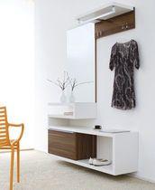 Mobile da ingresso moderno / da parete / in legno | Furniture