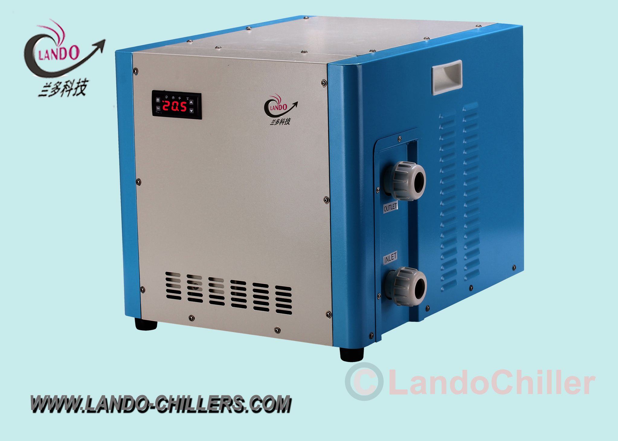 landowaterchiller,cooling water for your fish or