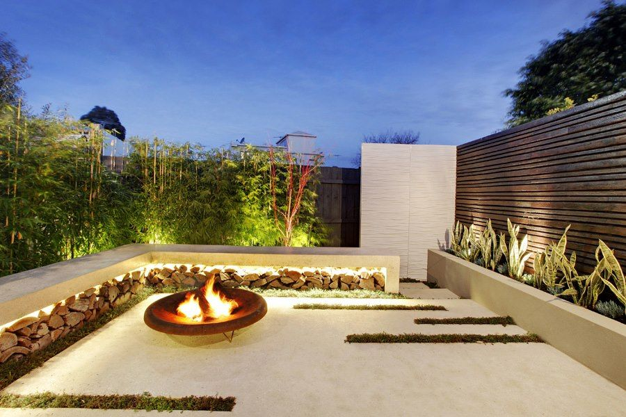 Esplanade East By Signature Landscapes Compact Garden Design