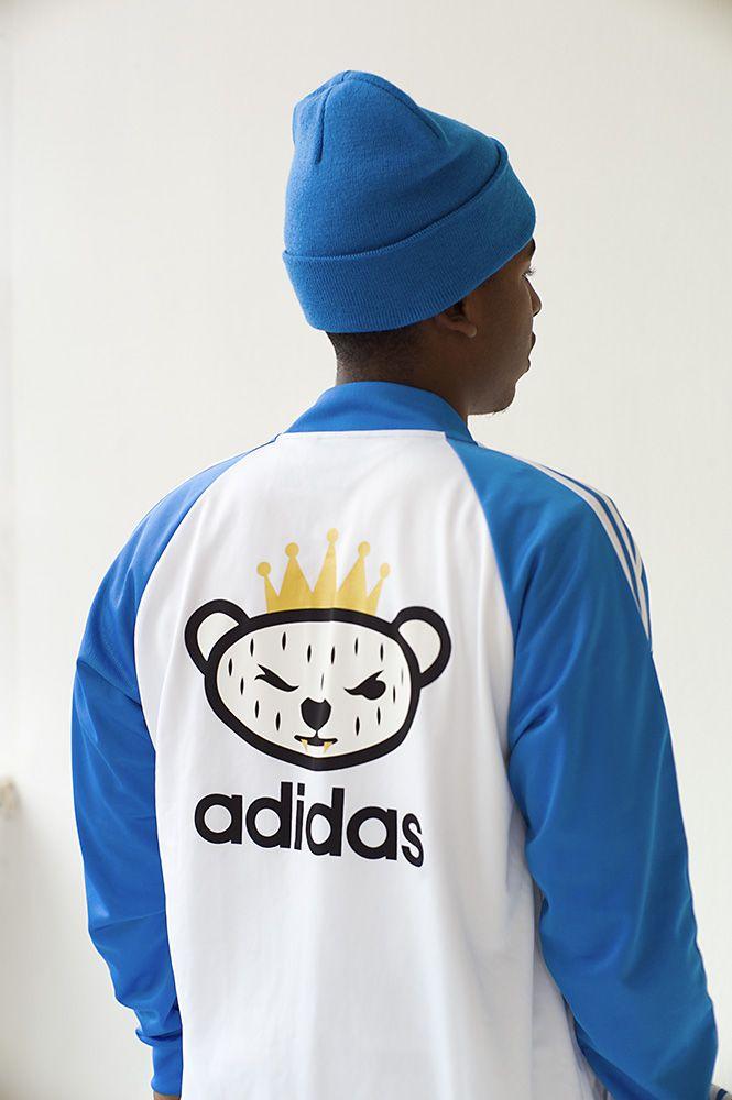b88a6acc6105 Adidas Originals by NIGO