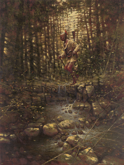 Doug Hall's Huckleberry Forest Studio - Captured Rifles, Sold (http://www.doughallart.com/captured-rifles/)