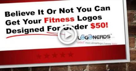 Fitness Logo Design Concepts, Samples & Ideas #fitness