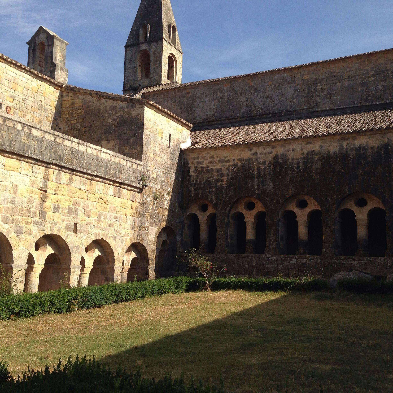 Le Thoronet abbaye du XIIIe siècle