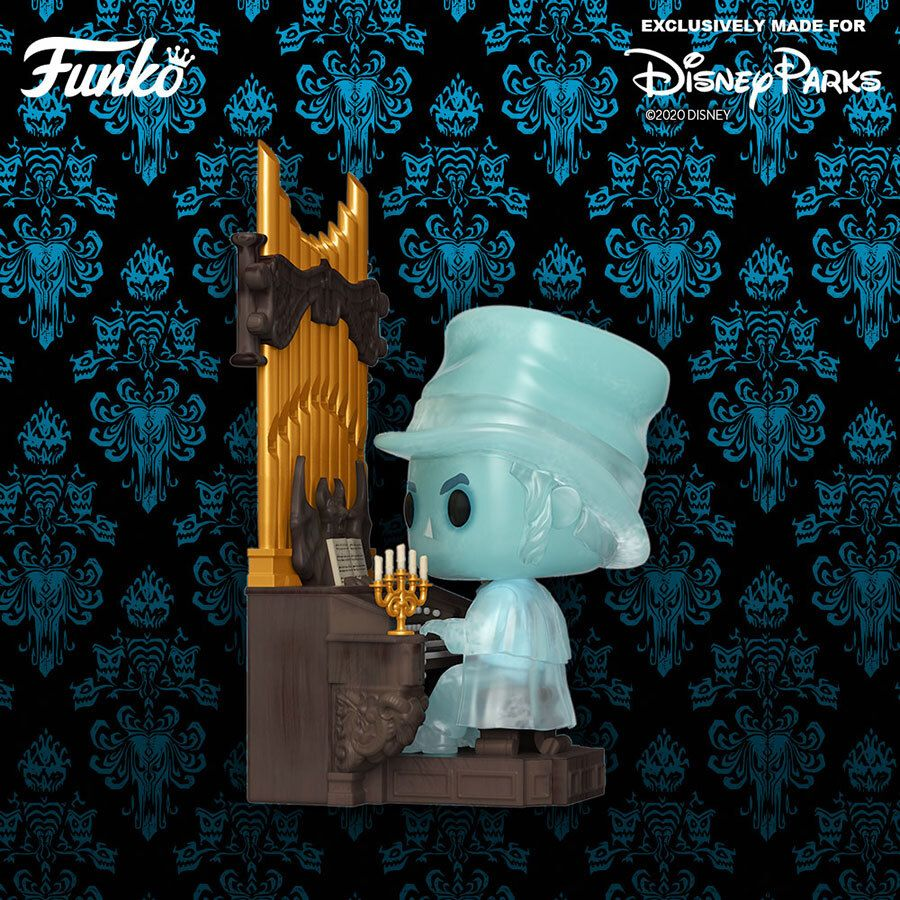Early Release Of Halloween 2020 Haunted Mansion Organist Funko Pop Being Released This Week