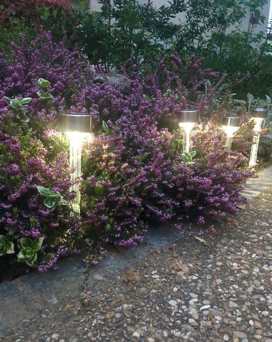Lampe balise solaire Nortene : avis - blog déco | Eclairage ...