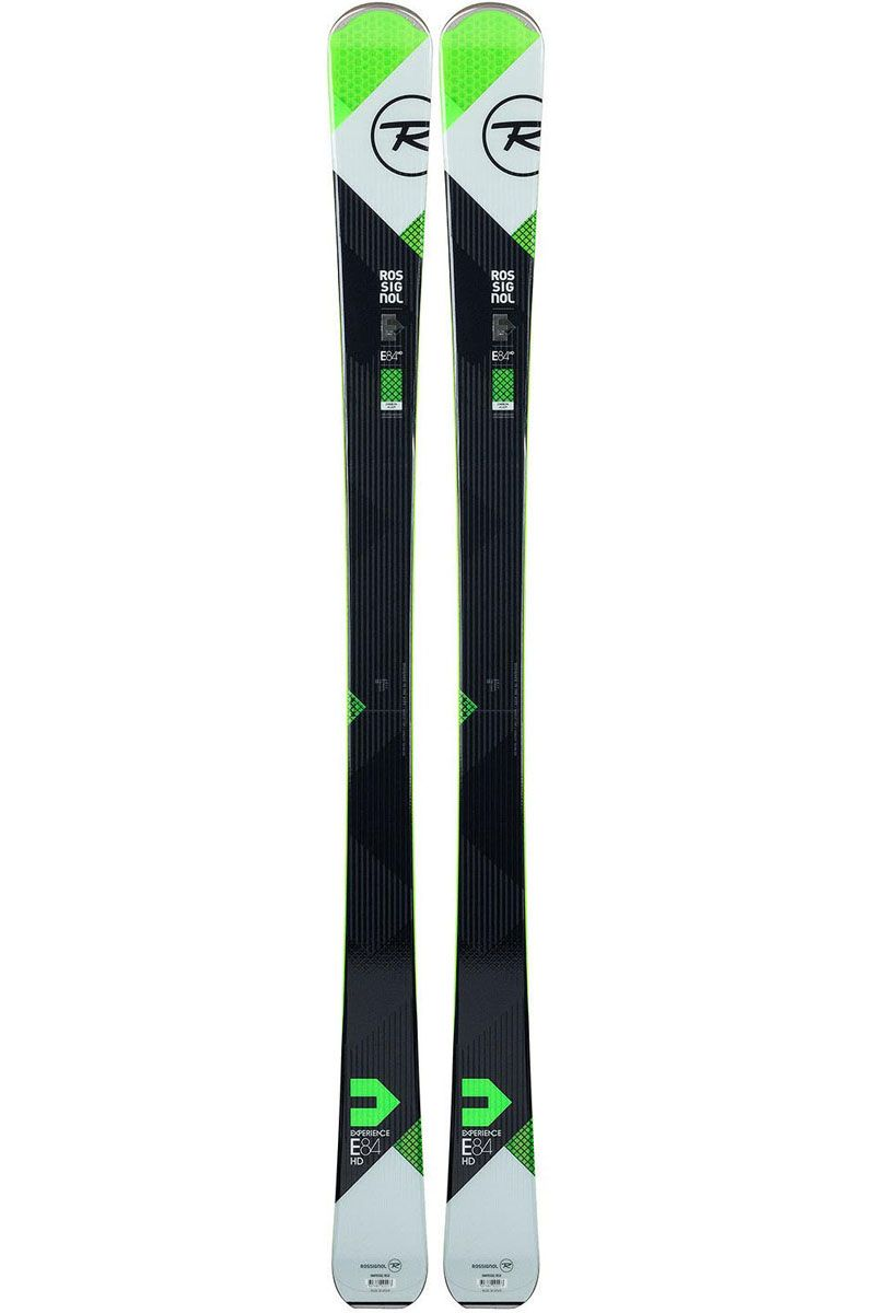 2017 Rossignol Experience 84 All Mountain Ski Carving Skis Skiing Carving