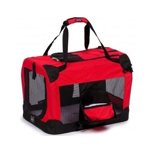 Pet Carrier Cat Dog Travel Comfort Extra Small New