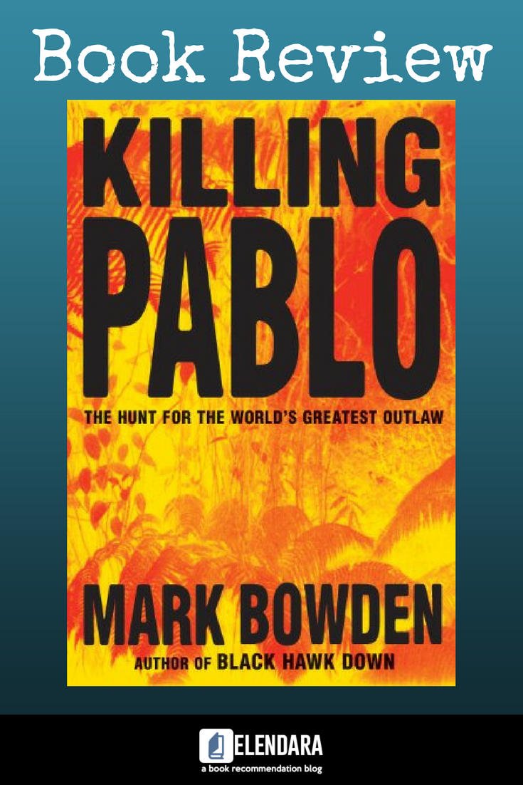 Killing Pablo Book