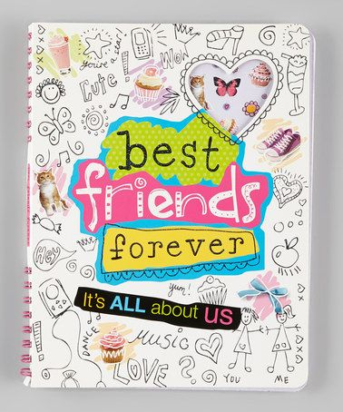Take A Look At This Best Friends Forever Activity Kit By Make Believe Ideas On