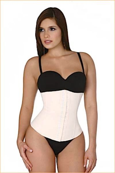 502fa88a01 Here s the Valerie Latex Waist Cincher We now have it in black and it s on  sale!  waistshaper  shapewearsale