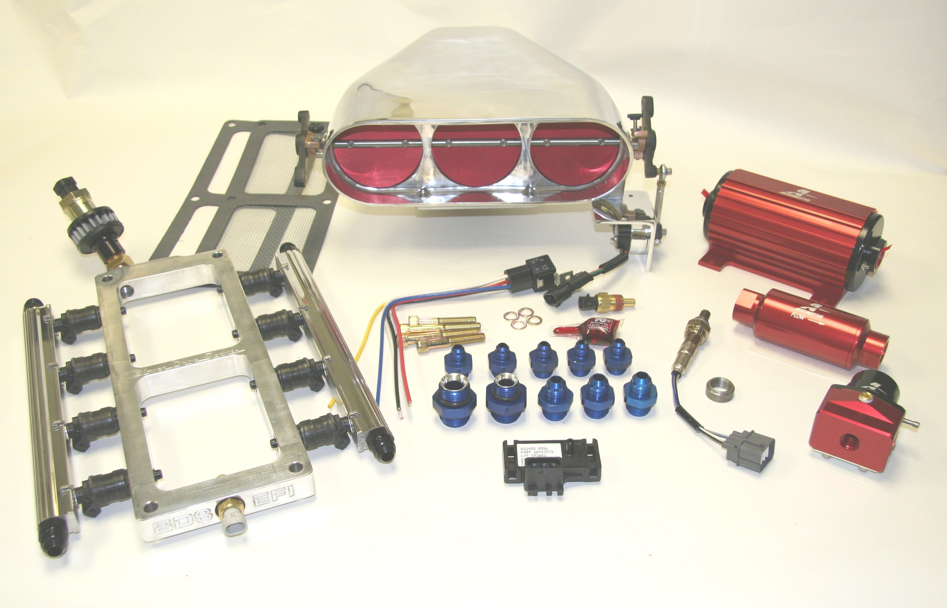 Electronic blower drive service we deliver horsepower