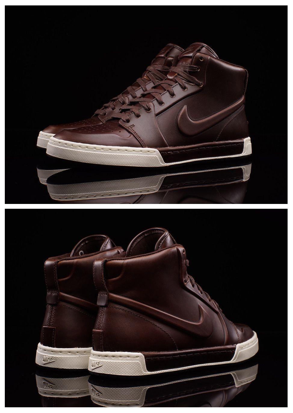 Nike Air Royal Mid VT: Brown | Zapatos sport hombre, Zapatos