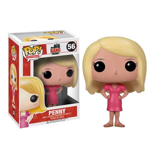 Funko POP! Television - Vinyl Figure - The Big Bang Theory - PENNY (4 inch)