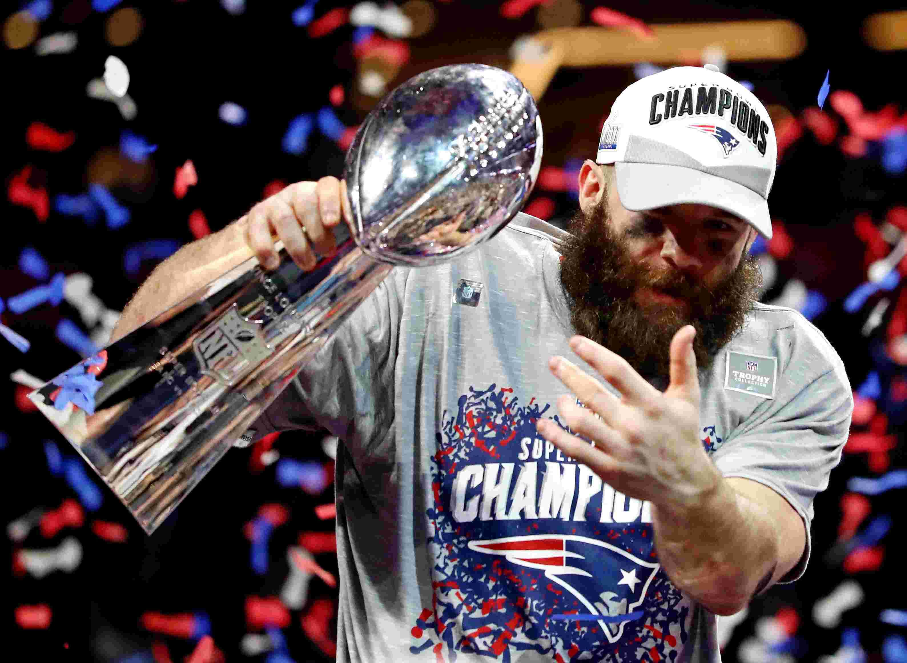 Opinion Super Bowl Mvp Julian Edelman Shouldn T Even Have Been Playing In The Game New England Patriots New England Patriots Players Patriots