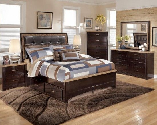 Pin By Holly Hoven Francis On My Dream Bedroom Ashley Bedroom Furniture Sets Ashley Furniture