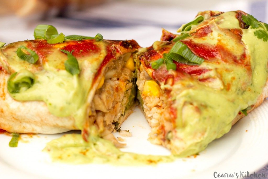white bean and avocado enchiladas. super complicated recipe, but can ...