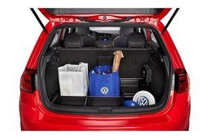 Cargo Organizer Black Vw Accessories Volkswagen Volkswagen Golf