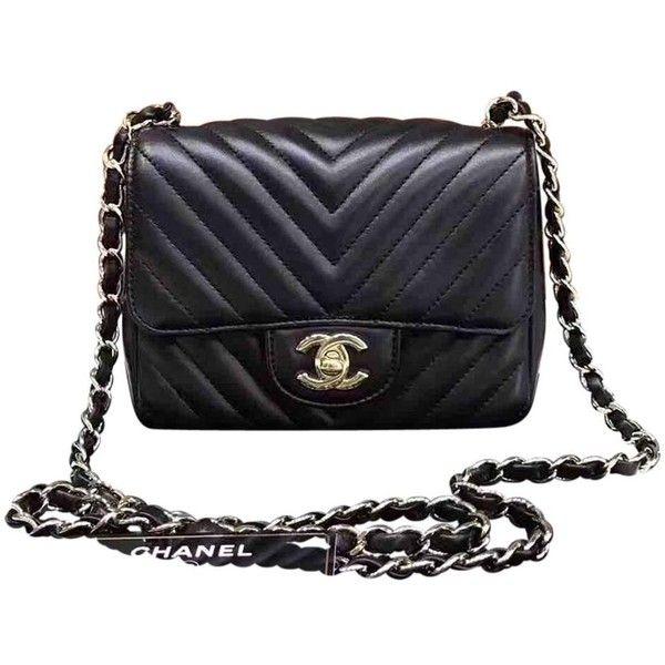 Pre-owned - Timeless patent leather mini bag Chanel X2BlNOvne