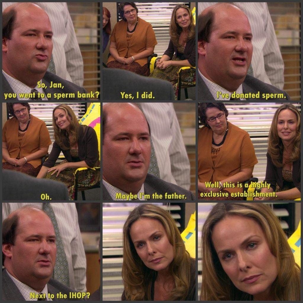 DunderMifflin Papa Kevin in 2020 Office memes humor