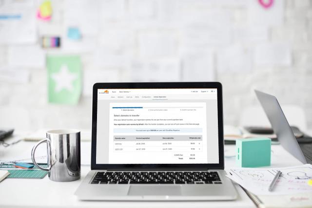 Cloudflare 變身域名註冊商,以最低價續費含免費SSL、WHOIS 隱藏