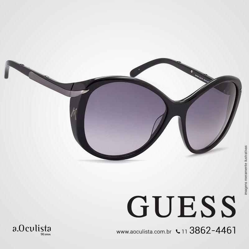 dc4eedbb9126a Óculos de Sol em diversos modelos da Guess. Compre em 10x Sem Juros e frete  grátis nas compras acima de R 400