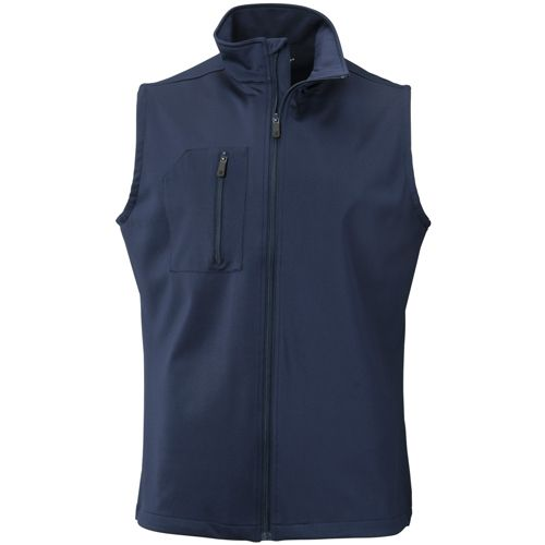 Oxford Golf Mens Tadley Full Zip Vest - Discontinued Style | TGW.com