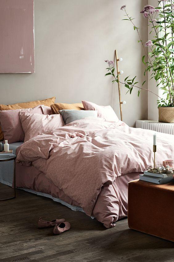 Lente in de slaapkamer!   Cribo   Pinterest   Bedrooms, Minimalist ...