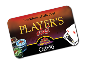 What is casino players card casino riverrock