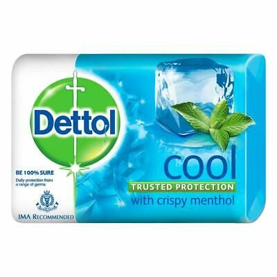 Ad Dettol Crispy Menthol Soap Cool Bar Soap With Free Shipping