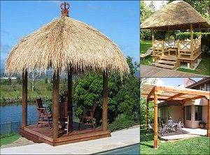 Top 25 ideas about Bali Hut on Pinterest Balinese garden
