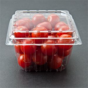 Pactiv 1 Pint Vented Clamshell Produce Berry Container 516 Case Produce Containers Berries Food And Drink