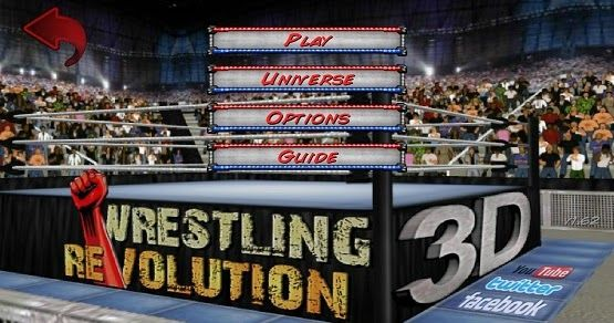 Wrestling Revolution 3D Free Download Pc Game Note: This