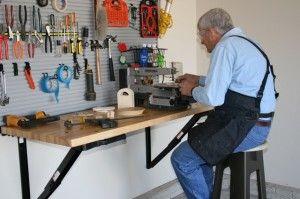 Tavolo Da Lavoro Per Garage : Foto tavolo da lavoro per parrucchiere di caspardesign contract