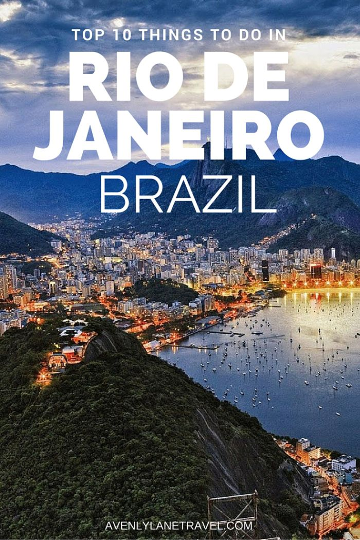 10 reasons why rio de janeiro is the best city to visit on