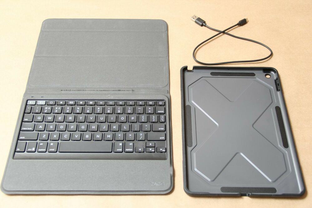 Zagg Rugged Messenger Backlit Case And Bluetooth Keyboard Compatible Bluetooth Keyboard Keyboard Bluetooth Keyboard Case